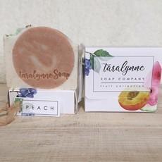 Tara Lynne Peach Soap