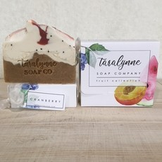 Tara Lynne Cranberry Soap
