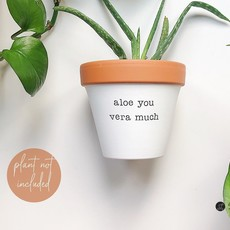 Aloe you to the Moon Pot