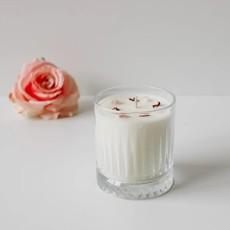 AuraTae Rose Quartz Candle 10oz