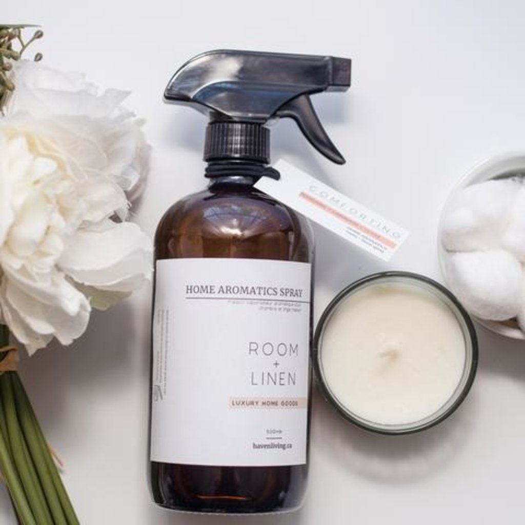 Haven Living Paid Haven Linen and Room Spray - Comforting