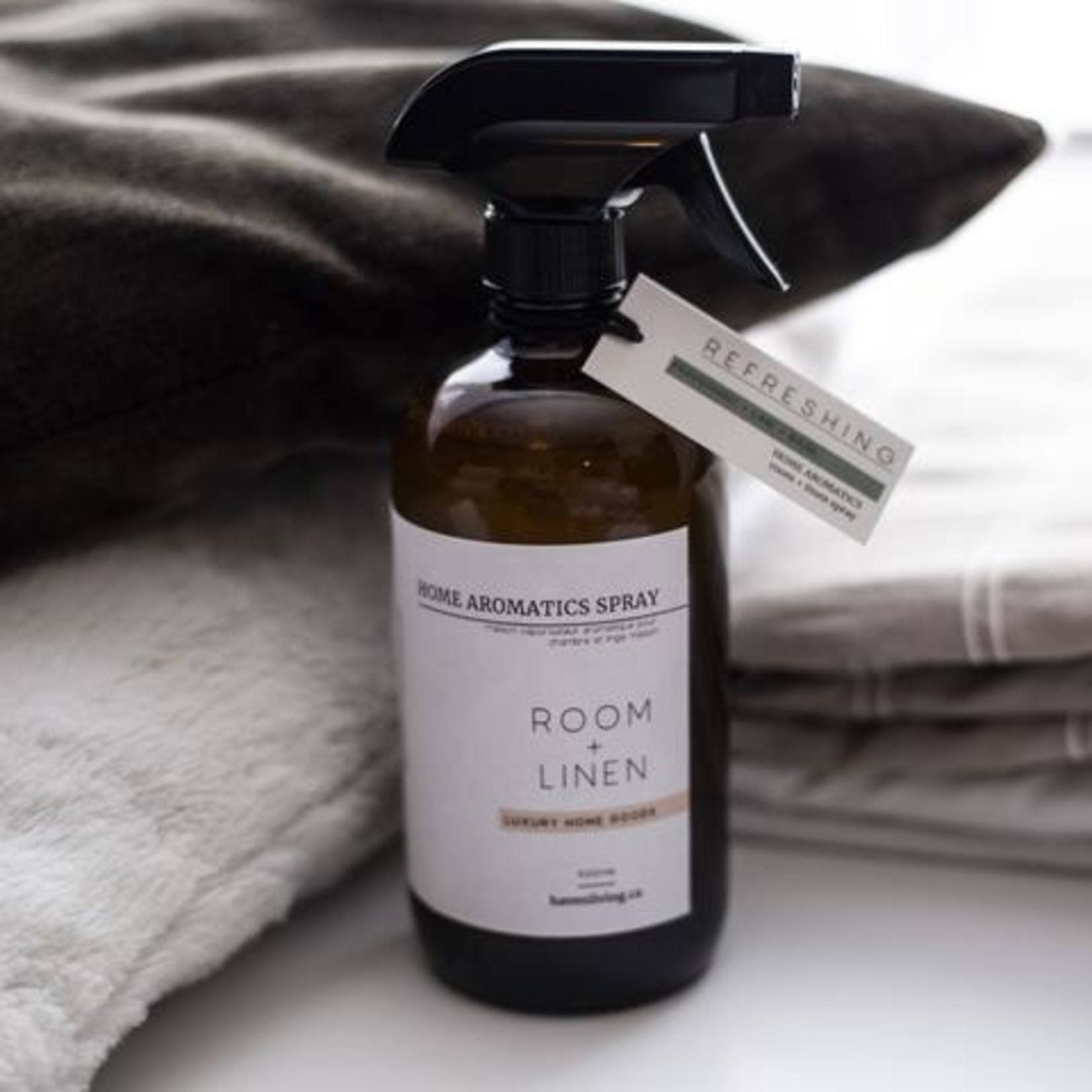 Haven Linen and Room Spray - Refreshing