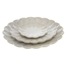 Amelia Plate Small White