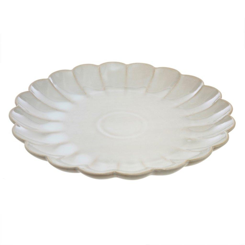 Amelia Plate Large White