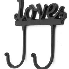 Hook-2 Iron Love Black