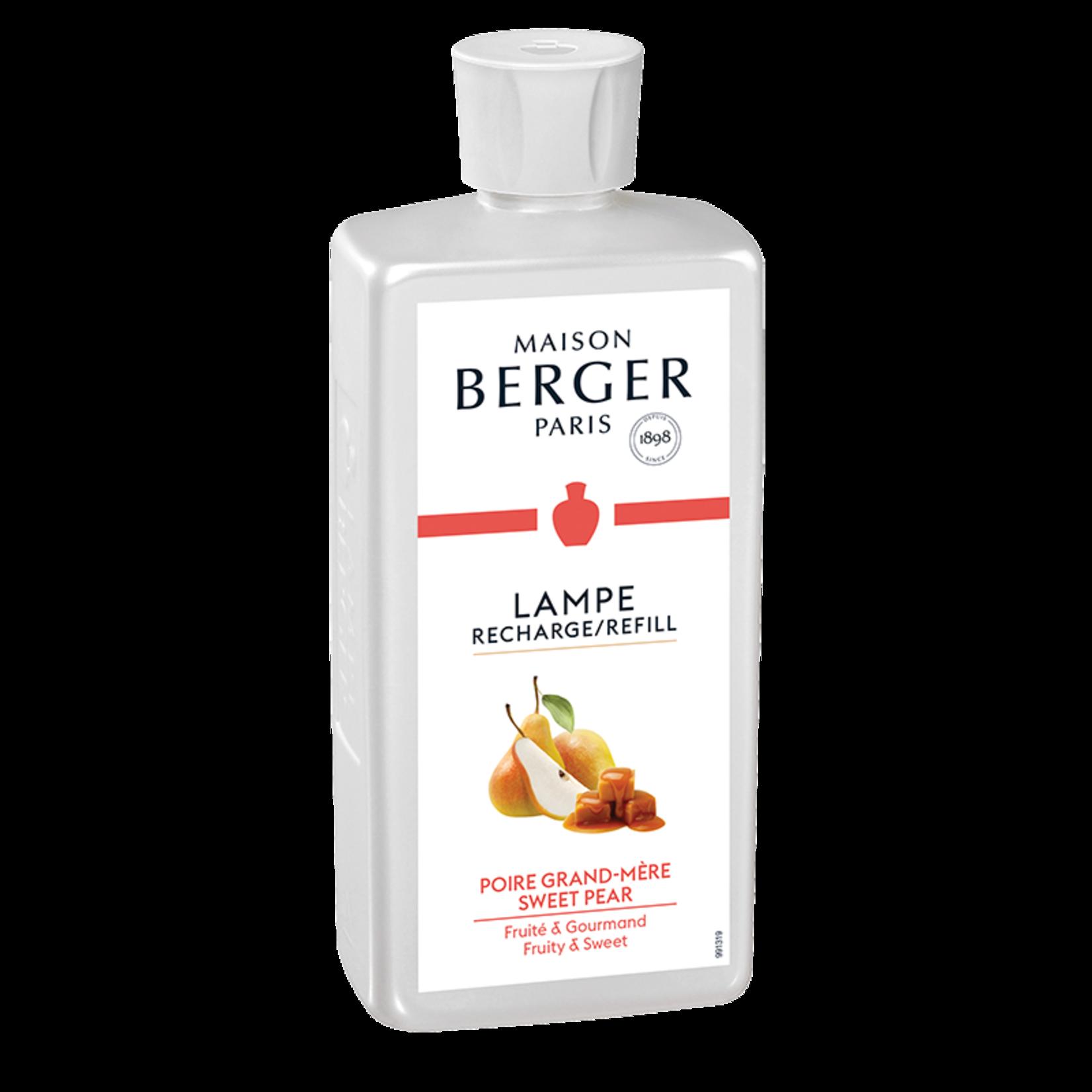 Maison B. Sweet Pear Lamp Fragrance 500ml