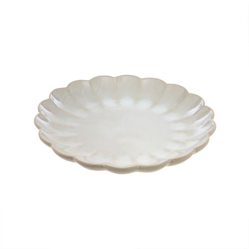 Amelia Plate Medium White