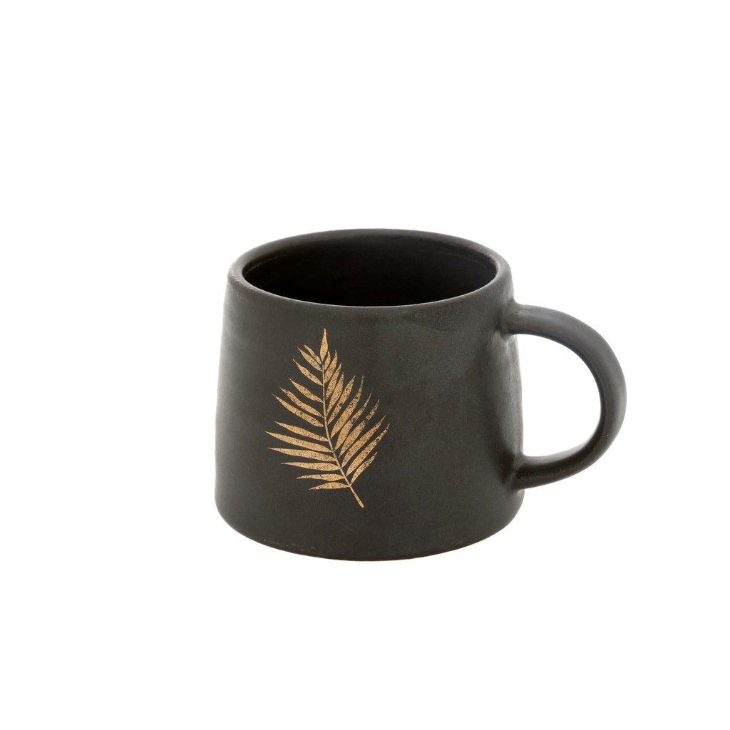 Gilded Fern Mug 2