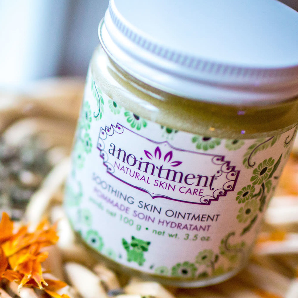 Anointment Natural Skin Care Baby Soothing Skin Ointment