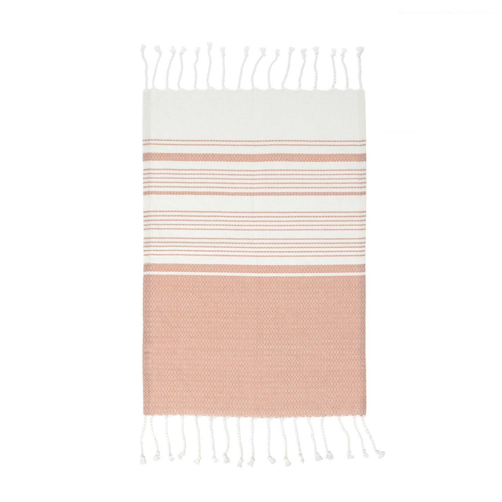 Turkish Hand Towels Pink