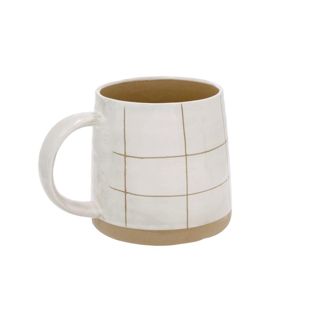 Sandstone Mug Checker