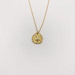 JBA. Gold Lucky Dove Necklace