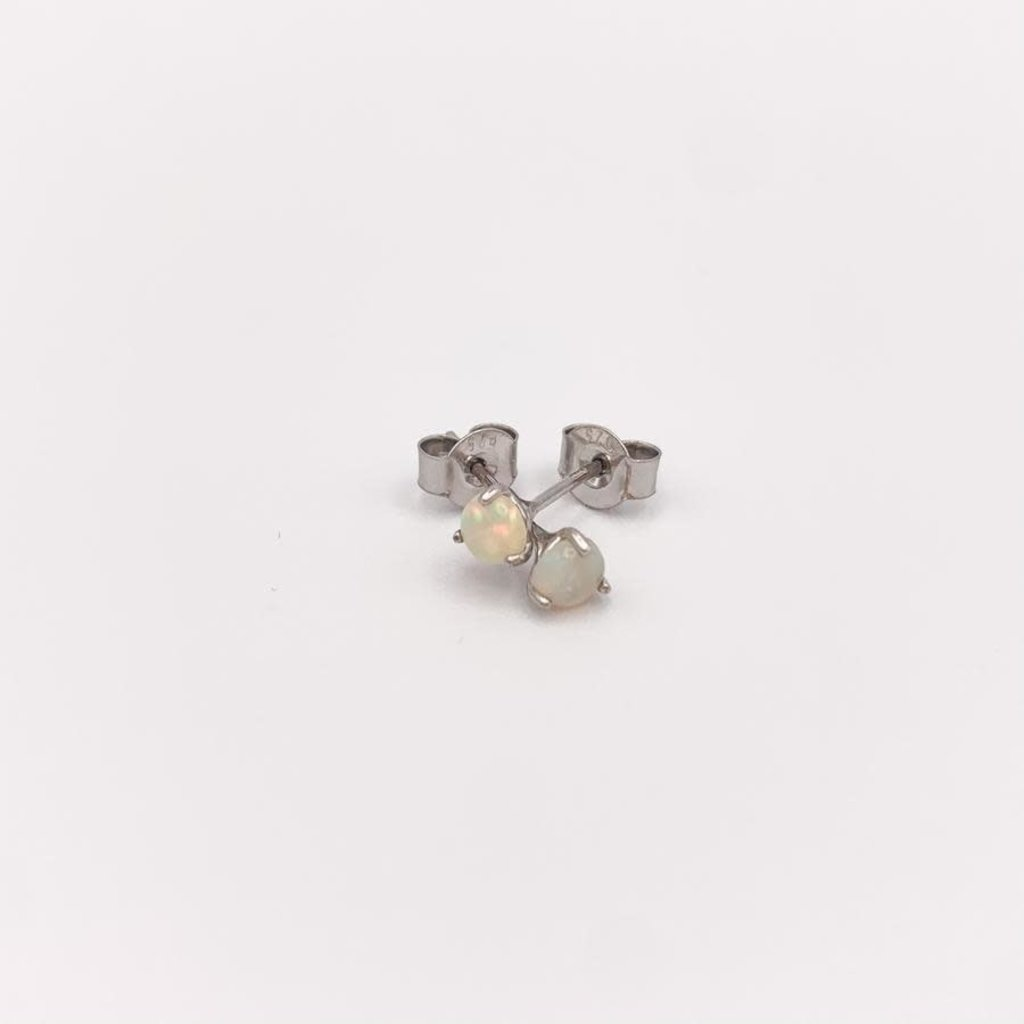 JBA. Ethiopian Opal Earrings