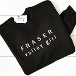 Fraser Valley Girl Sweater