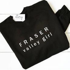 Fraser Valley Girl Sweater