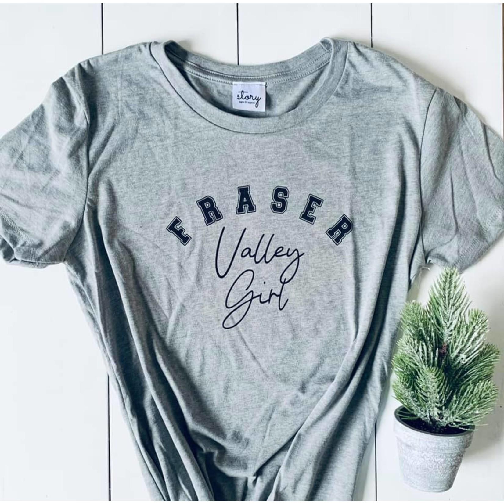 Fraser Valley Girl Tee - Original