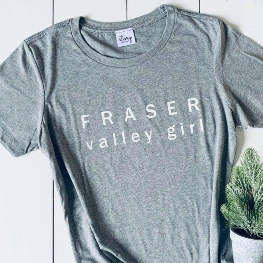 Fraser Valley Girl Tee