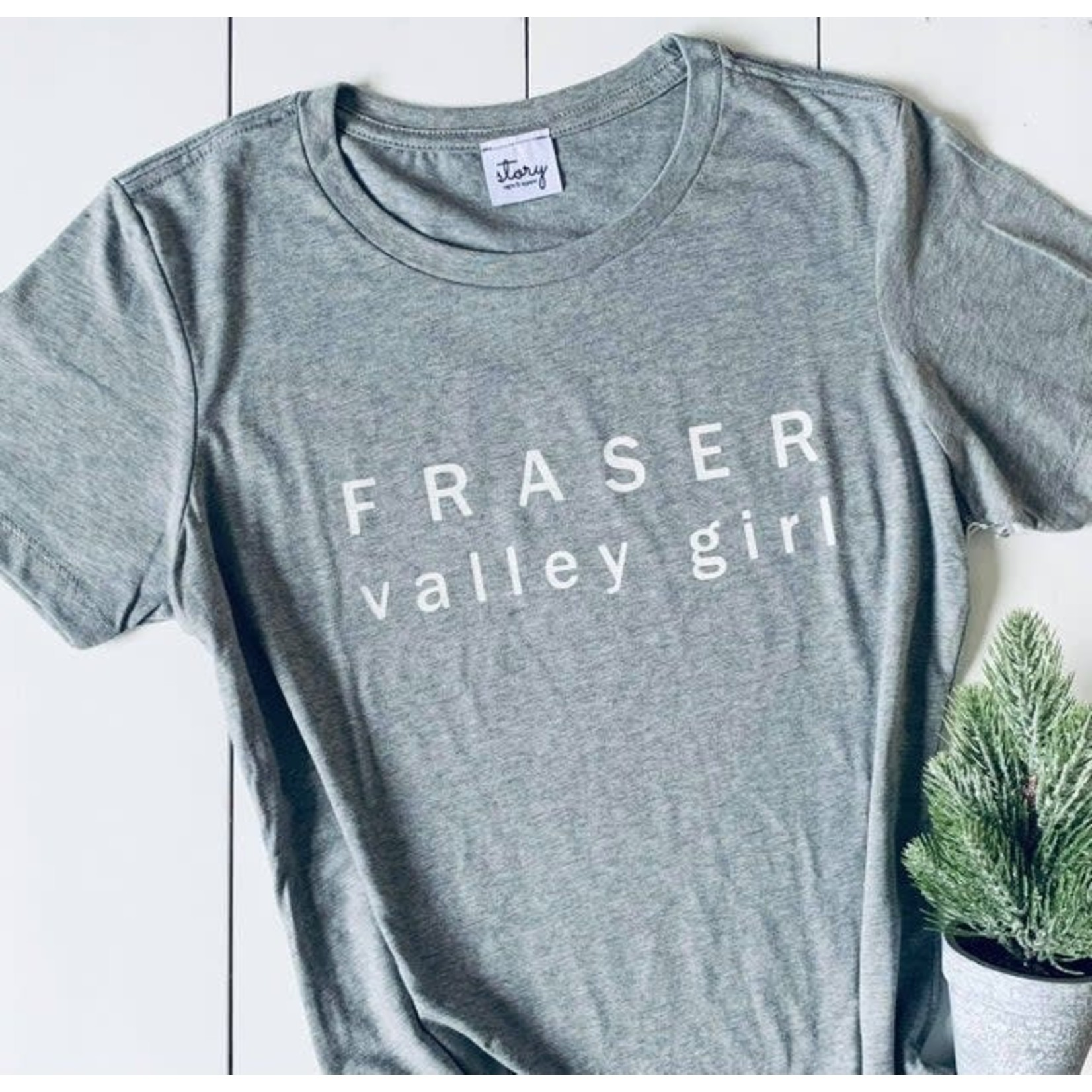Fraser Valley Girl Tee
