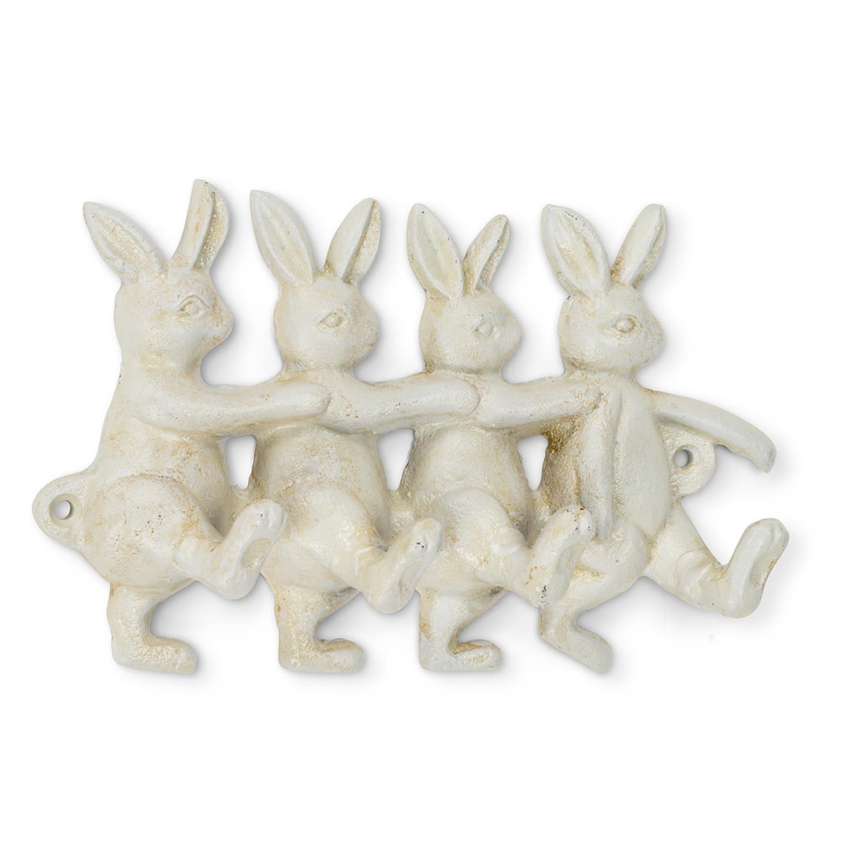 Abbott Collection Bunnies Hook