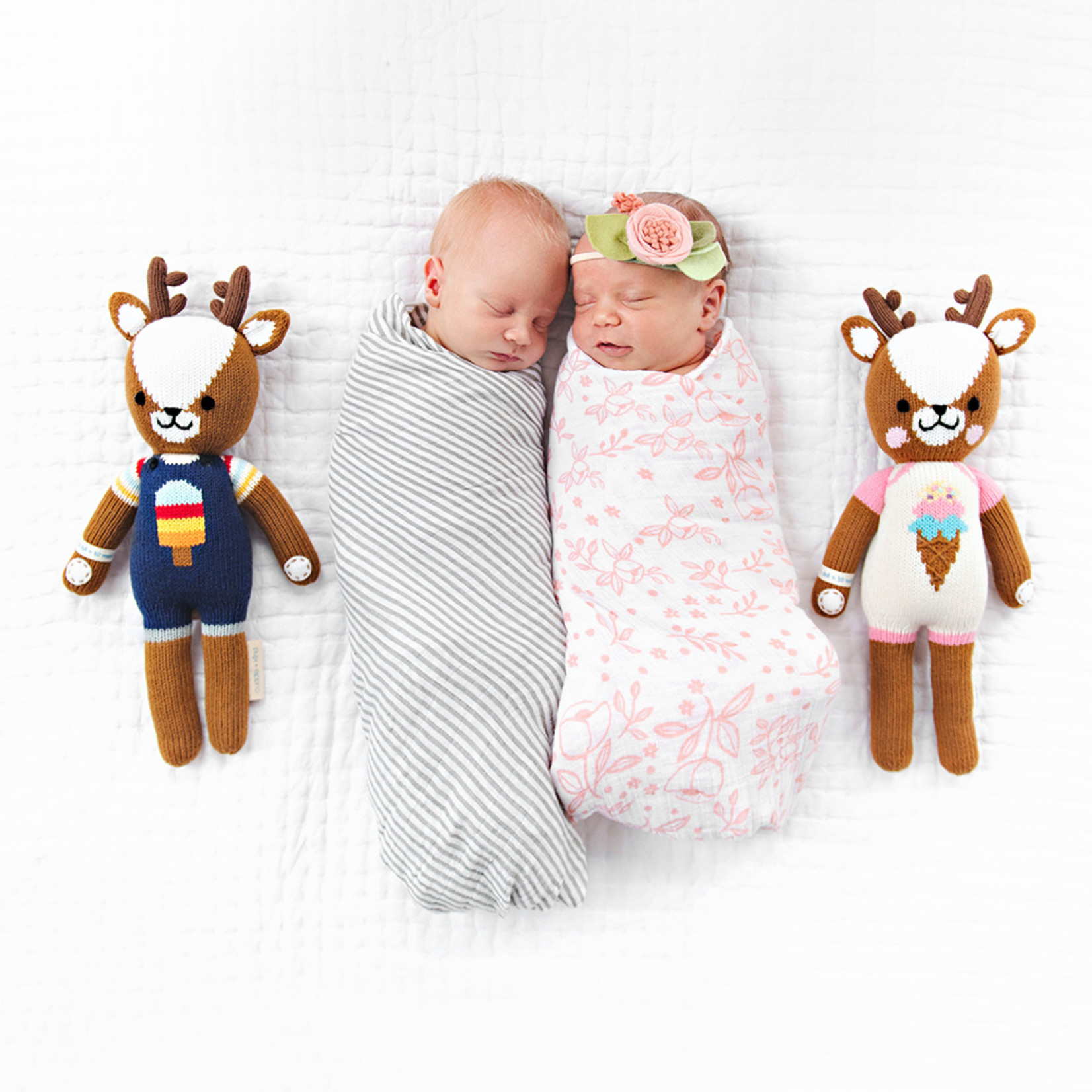 Cuddle + Kind Cuddle + Kind Scout the Deer