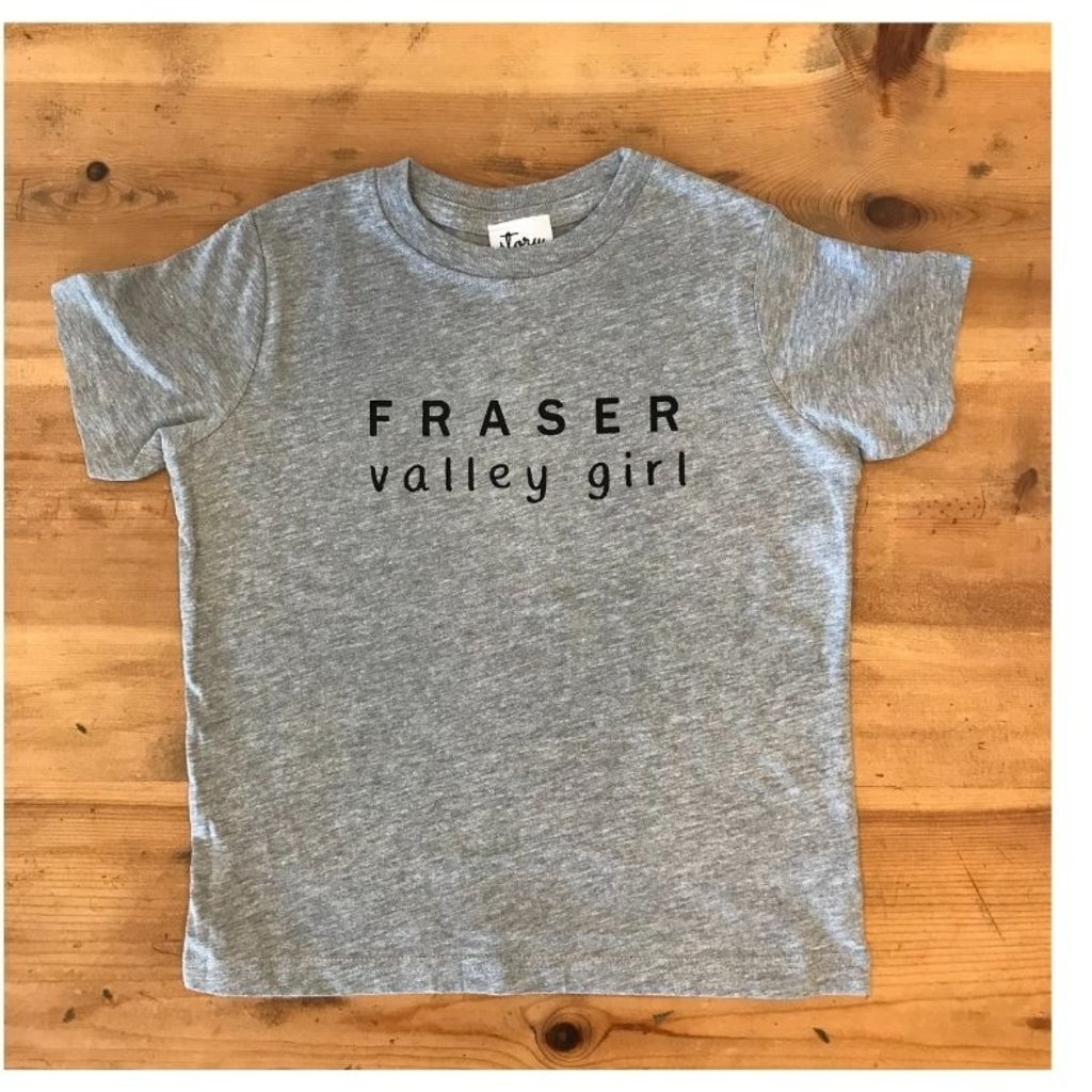 Story Apparel. Fraser Valley Girl Kids