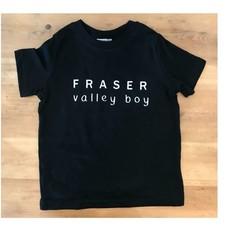 Story Apparel. Fraser Valley Boy Kids