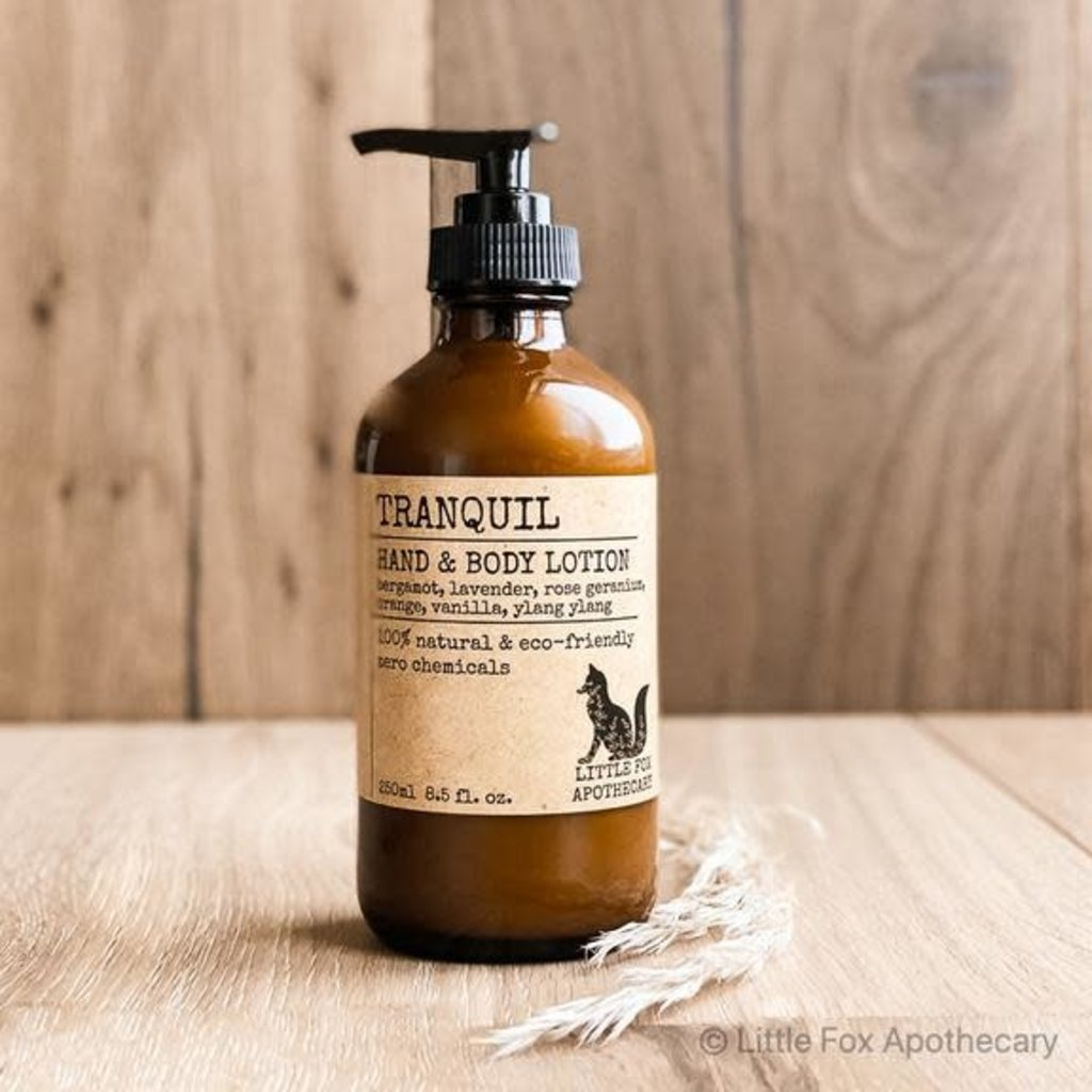 Little Fox Tranquil Hand/Body Lotion
