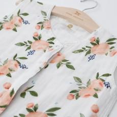 Little Unicorn - Watercolor Roses Sleep Bag