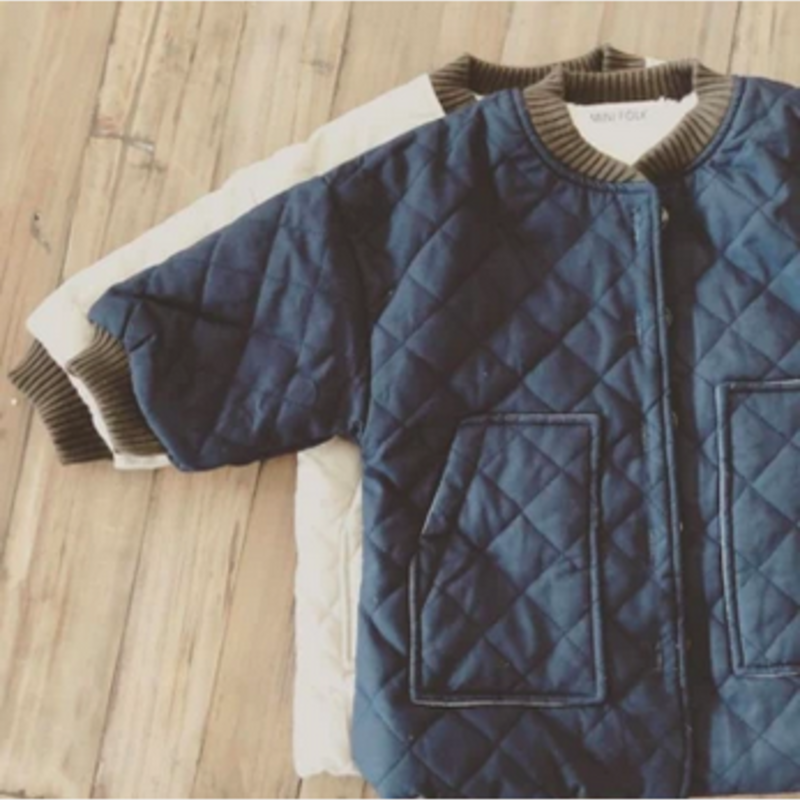Minifolkk Quilted Jacket