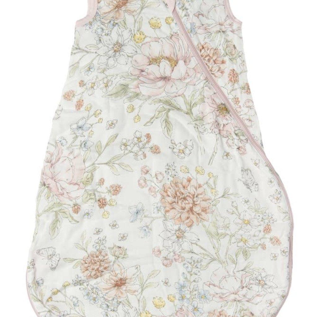 Loulou Lollipop - Muslin Sleep Bag Secret Garden 1TOG