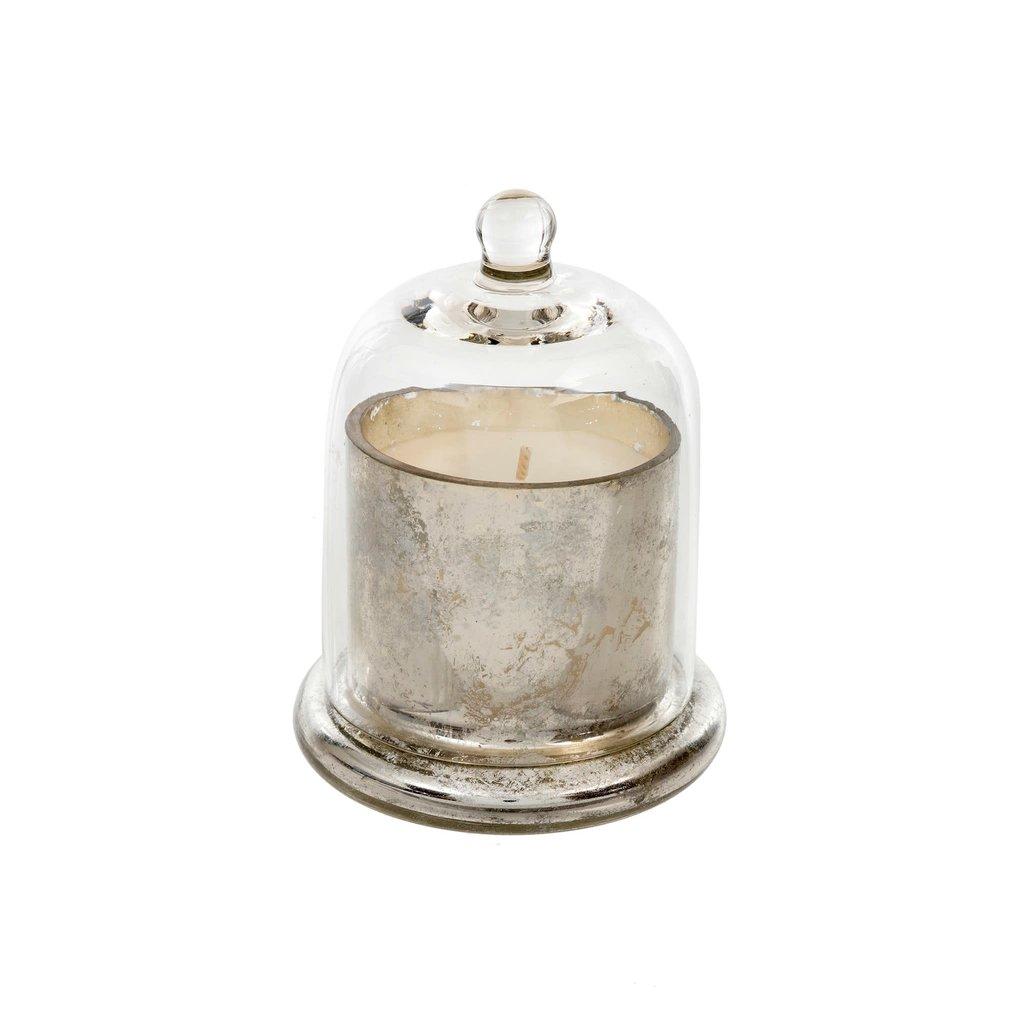 Cloche Candle Silver Small