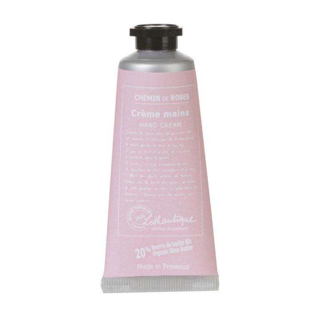 Lothantique Lothantique Hand Cream - Chemin de Roses 30 ml