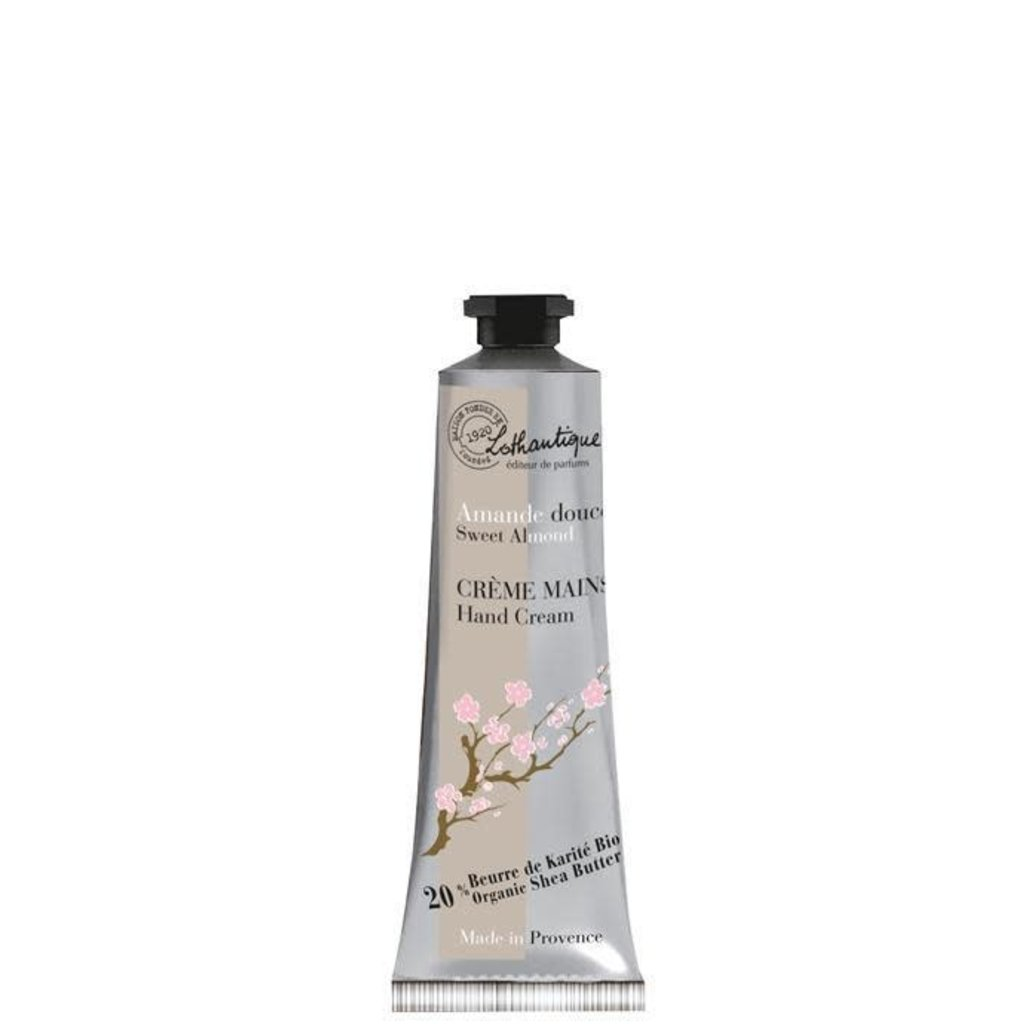 Lothantique Lothantique Hand Cream - Sweet Almond 30ml