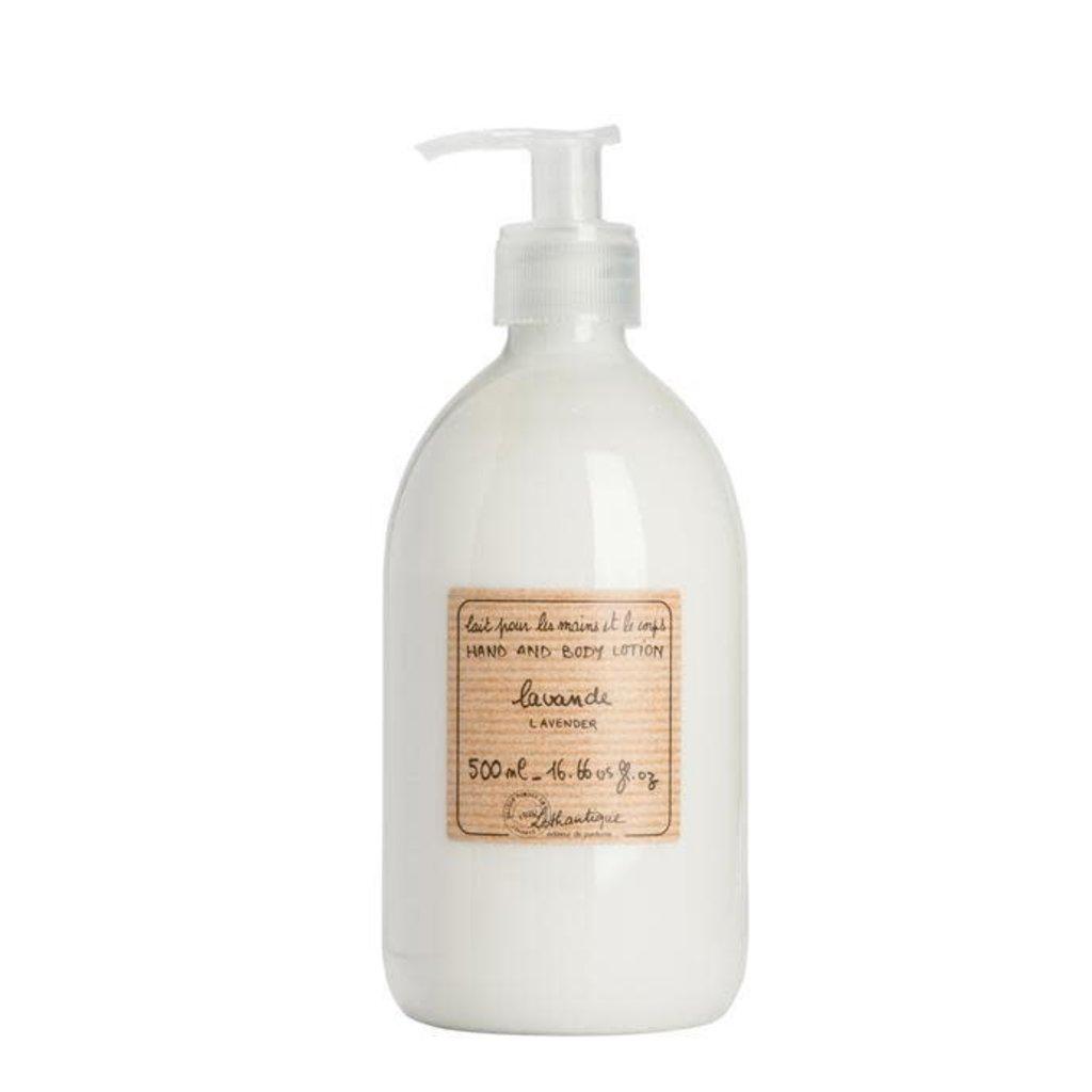 Lothantique Lothantique Hand & Body Lotion - Lavender 500ml