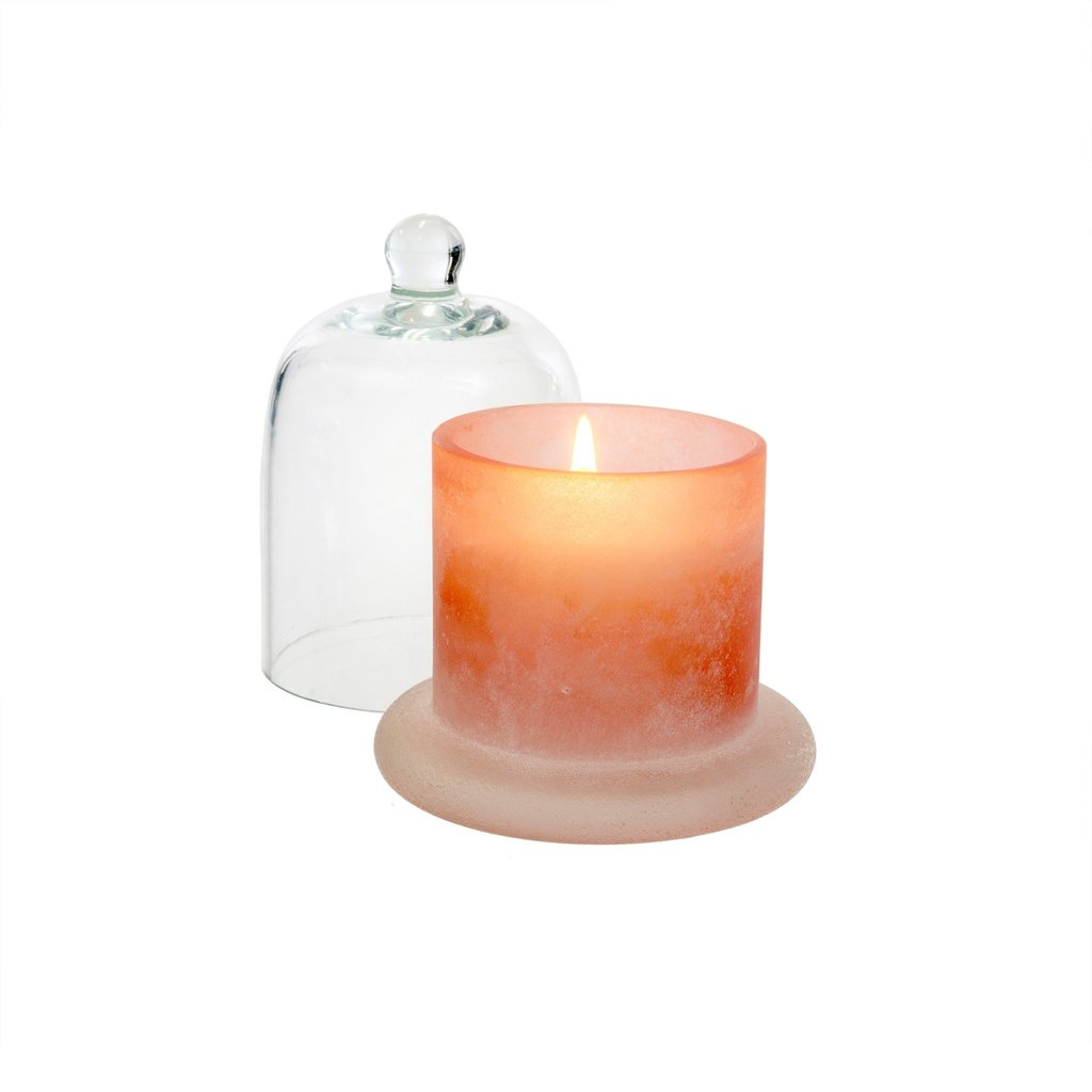 Cloche Candle Pink | Small