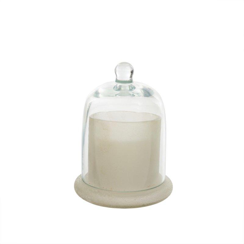 Cloche Candle White | Small