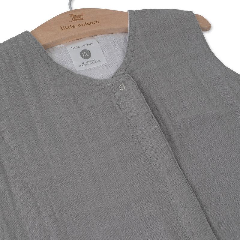 L.U Muslin Sleep Bag   Nickel