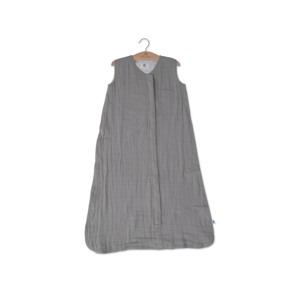 L.U Muslin Sleep Bag | Nickel