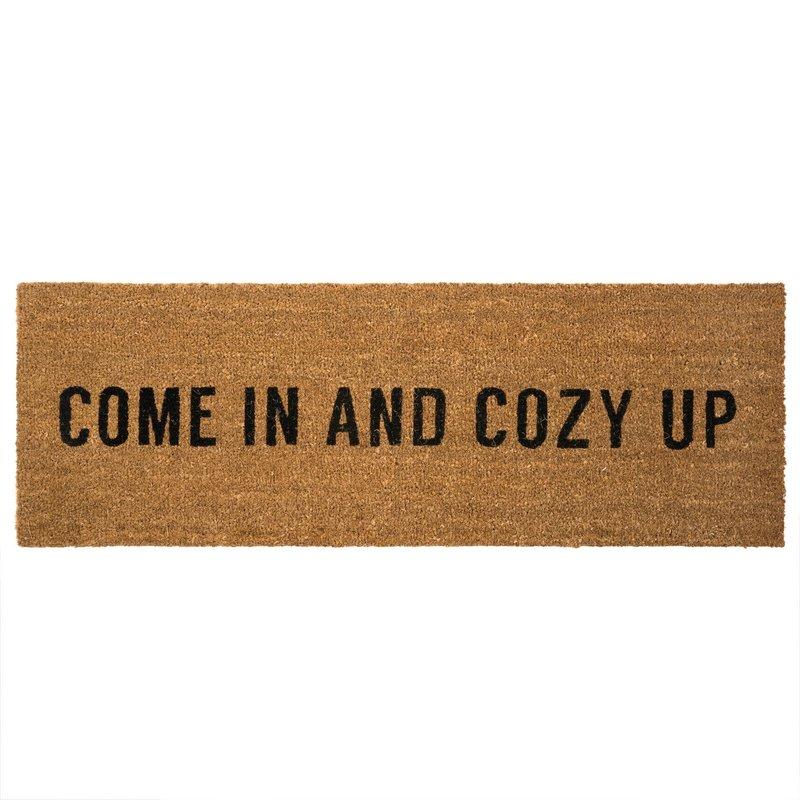 Come In & Cozy Up Doormat