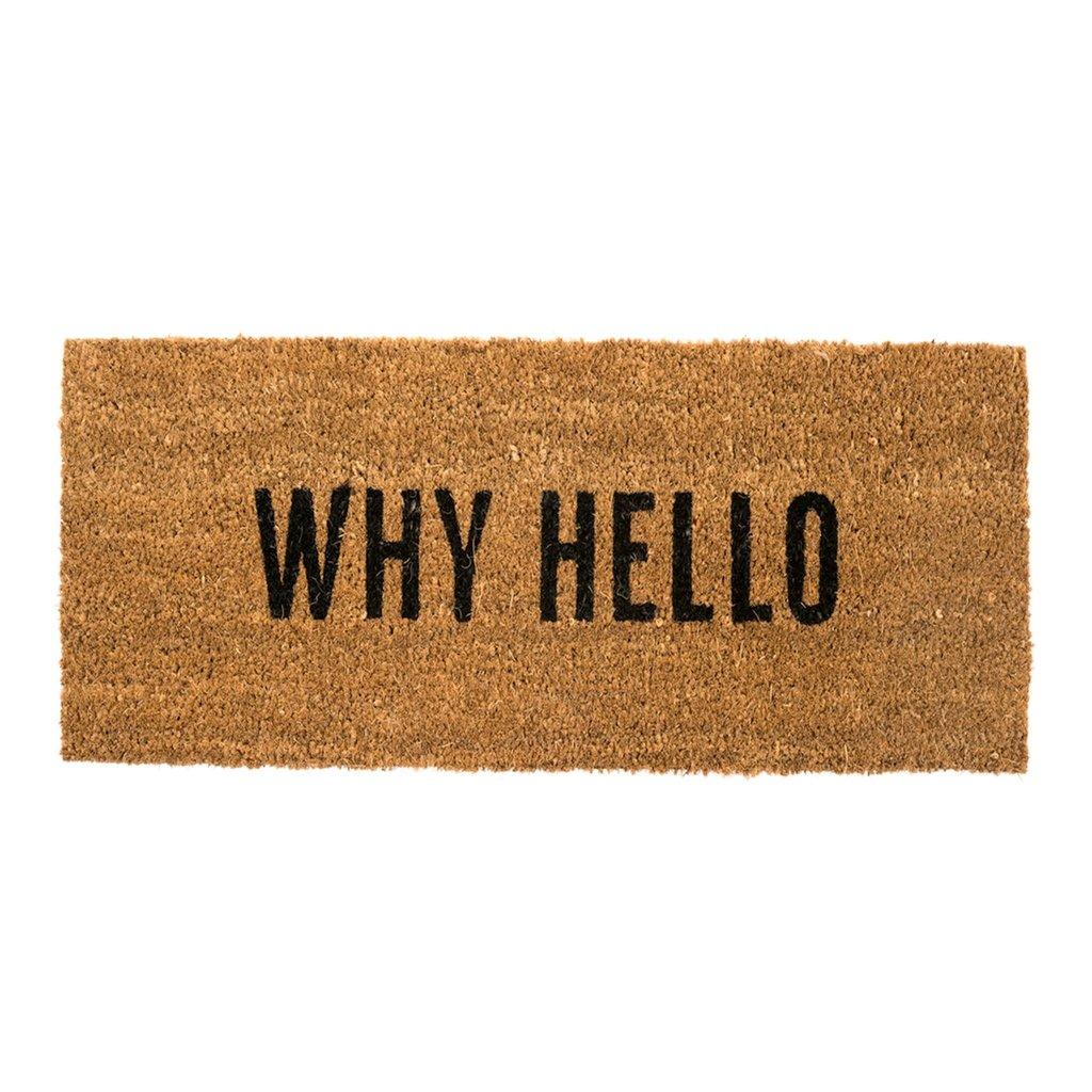 Why Hello Doormat