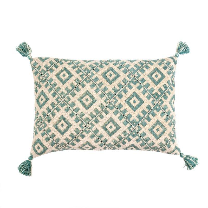 16x24 Cabana Pillow | Blue