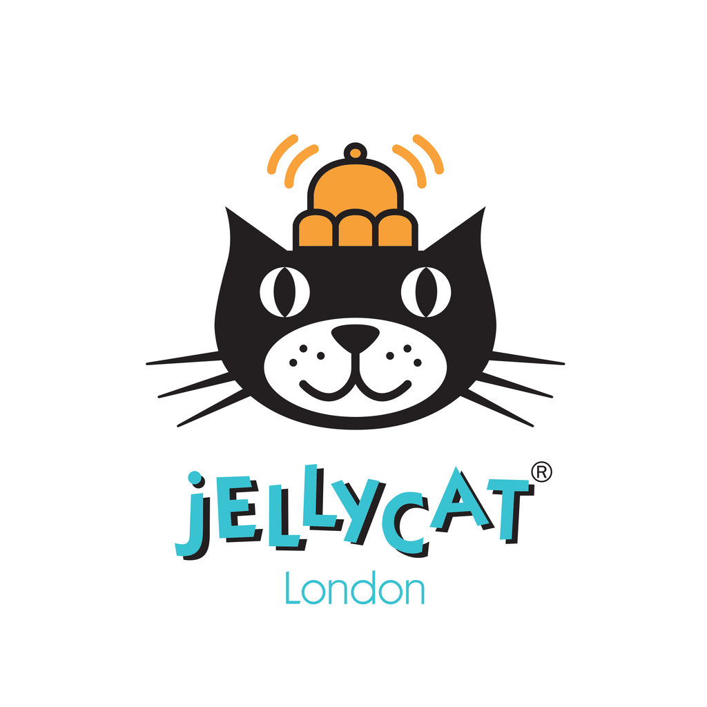 JellyCat Jelly Cat| Bashful Blush Bunny Blanket