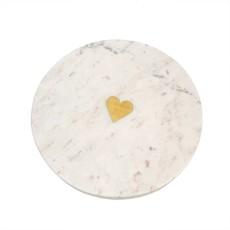 Sweet Heart Marble Board