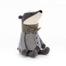 JellyCat JellyCat Riverside Ramblers Badger