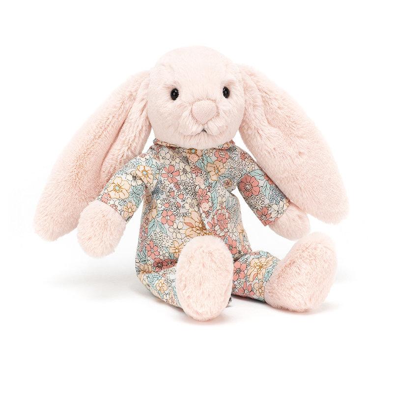 JellyCat Bedtime Blossom Bunny Small