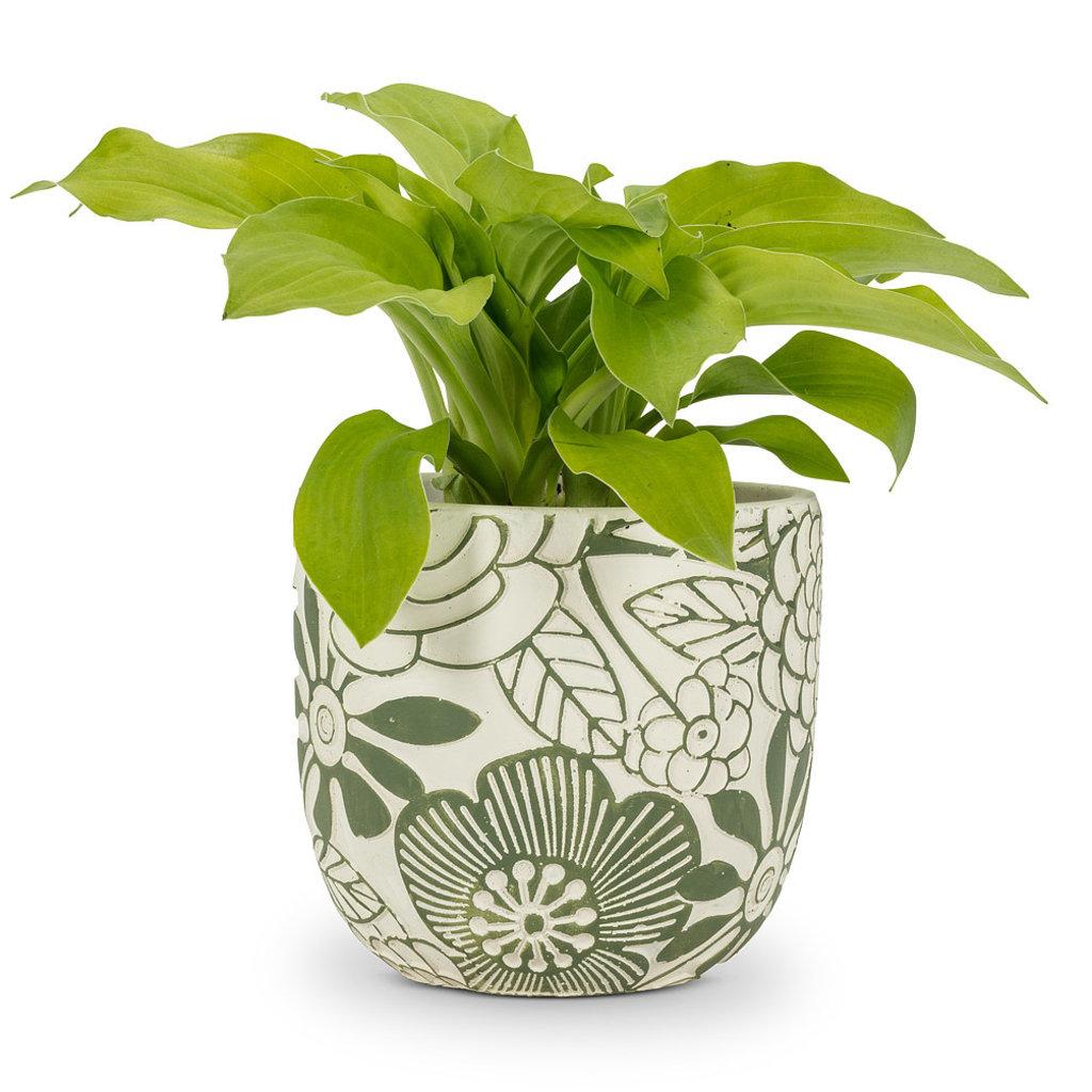 Hippie Flower Planter Medium