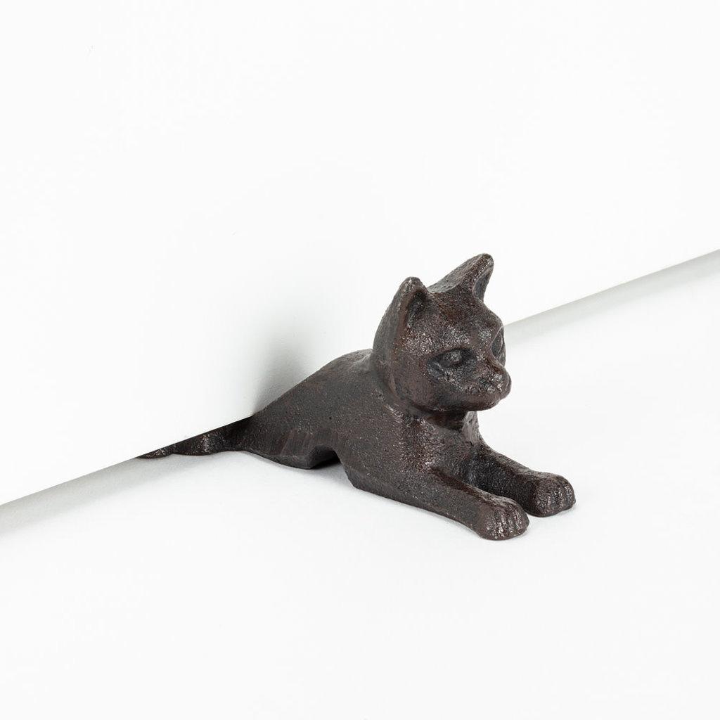 Laying Cat Door Wedge