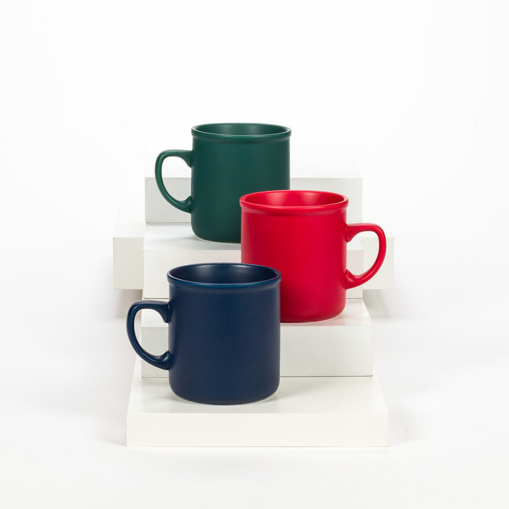 Classic Matte Mug | Navy