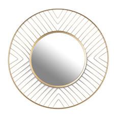 Graphic Pattern Mirror