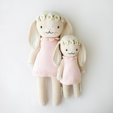 """Cuddle + Kind Hannah the Bunny Pink 13"""""""